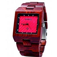 Dřevěné náramkové hodinky BEWELL z přírodních materiálů. Dřevěné hodinky pro muže i ženu.