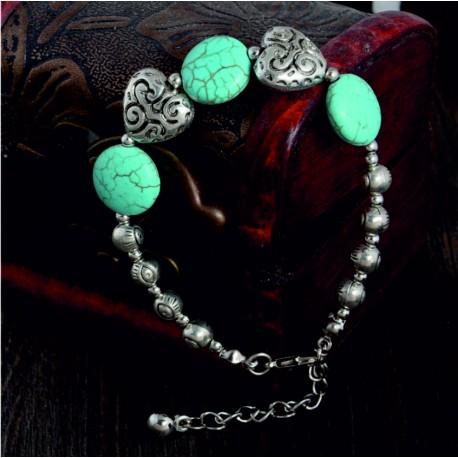 Náramky na ruku, dámské, pánské, se jménem, z přírodního kamene, elegantní, trendy.