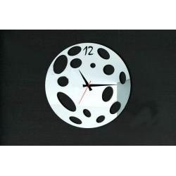3D hodiny Nalepovací nástěnné hodiny