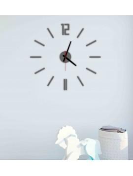 Moderní nástěnné hodiny do kuchyně KONIK