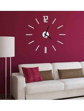 Moderní hodiny na zeď do obýváku ERIKA