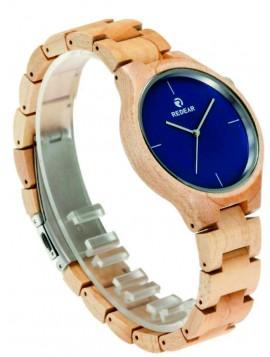 READER Dřevěné náramkové hodinky ISABELLA DH11 NAVY
