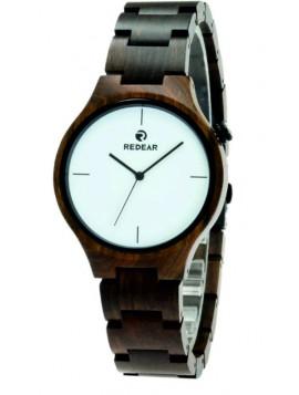 READER Dřevěné náramkové hodinky DH011 JOSEPH hnědé