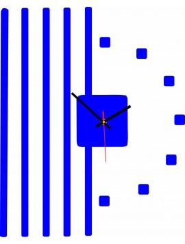 Moderní nástěnné hodiny - JERRY