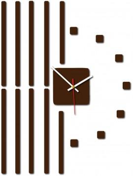 Stylové 3D nástěnné hodiny JATTEL