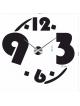 Rozměry hodin na zeď, design nástěnné hodiny