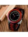 Náramkové hodinky ze dřeva - COMP