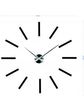 Stylesa nástěnné hodiny X0038 3D Chocco XXL i černé