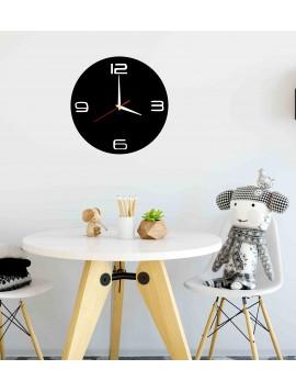 Nástěnné hodiny moderní do kuchyně TORSUS