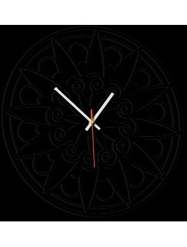Nástěnné hodiny mandala klidu JANA