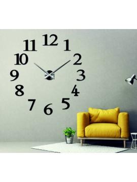 Elegantní nástěnné hodiny  TOSCANNA PMMA 2D