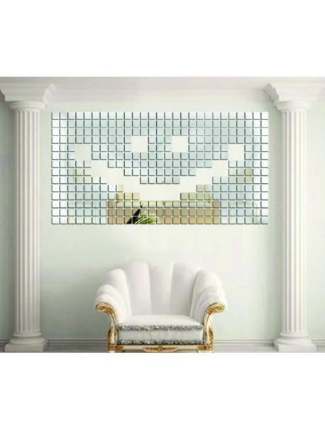 Dekorační zrcadla. Zrcadlové samolepky na zeď, jako obraz nebo dekorace, 3D acrylic nálepka