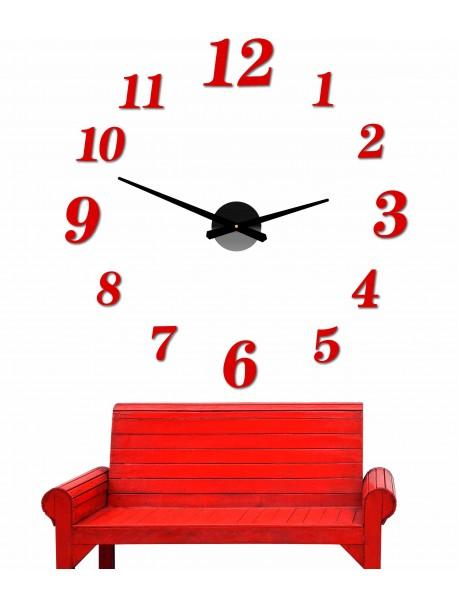 Design nástěnné hodiny do obýváku, kuchyně, dětského pokoje. Hodiny na zeď jako dárek.