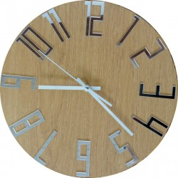 Moderní hodiny na stěnu čísla - Favi
