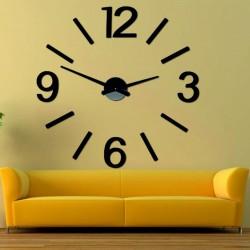 Nástěnné hodiny jako obraz - AUKRO