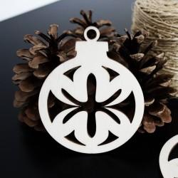 Vánoční dekorace - Pro potěšení, rozměr: 79x90 mm FIRI