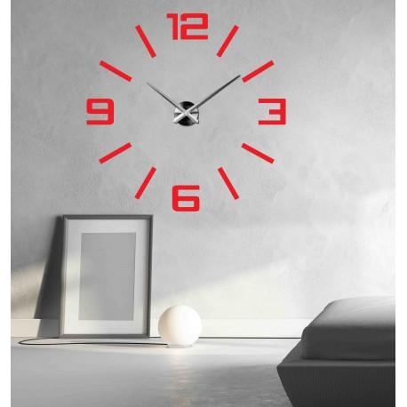 Nástěnné hodiny DEKOR VISTON 2D