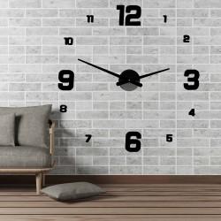 Moderní nástěnné hodiny Joly FOX Plexi