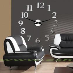 Moderní nástěnné hodiny čísla OR FOX Plexi