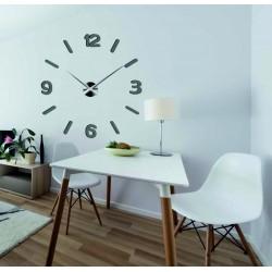 Moderní nástěnné hodiny - JUMBO