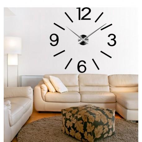 Moderní Nástěnné hodiny Monika