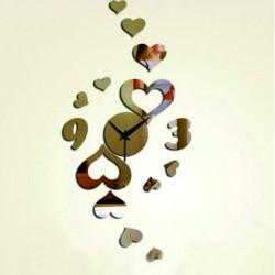 Moderní nástěnné hodiny RODINA hodiny na stěnu