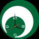 Nástěnné hodiny DIY AFARDIK
