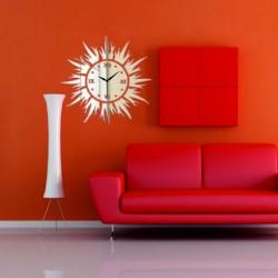 Nástěnné hodiny Sluneční paprsky, 30x30 cm