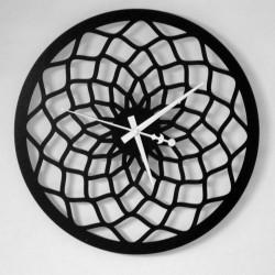 Nástěnné hodiny luxus, desing hodiny na stěnu CUNA