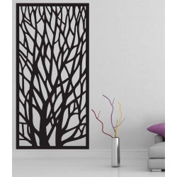 Vyřezávaný Dřevěný obraz na stěnu z překližky Forger