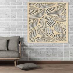 Vyřezávaný Dřevěný obraz na stěnu z překližky ORKO
