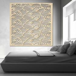 Vyřezávaný Dřevěný obraz na stěnu z překližky MUSLAY