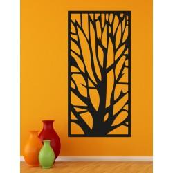 Obraz na stěnu vyřezávaný z dřevěné překližky KONKOSM