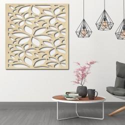 Vyřezávaný obraz na stěnu z dřevěné překližky HORLAT