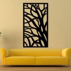 Obraz na stěnu vyřezávaný z dřevěné překližky LOSMOS