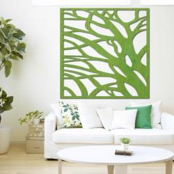 Vyřezávaný obraz na stěnu z dřevěné překližky LASLO