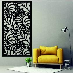 Obraz na stěnu vyřezávaný z dřevěné překližky kvet PIXABAY