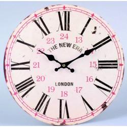 Dřevěné hodiny LONDON 35 cm