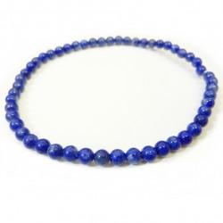 Náramek na ruku - Lapis lazuli - FI 4 mm