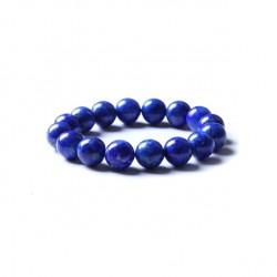 Náramek na ruku - Lapis lazuli - FI 12 mm