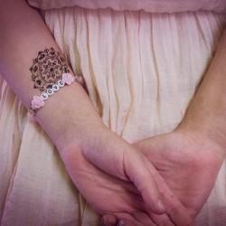 Náramek na ruku - LOVE