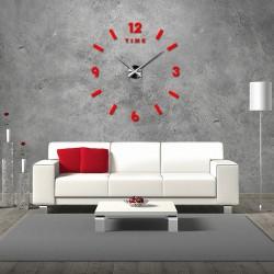 Moderní nástěnné hodiny do obýváku MOBILO