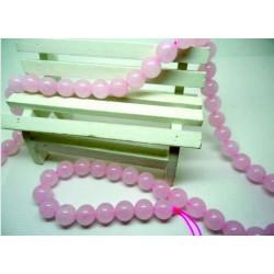 Kulička, šperky z léčivých kamenů obchod a prodej | X-MOMO Rose Quartz Loose Beads