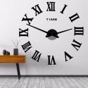 3D hodiny na stěnu